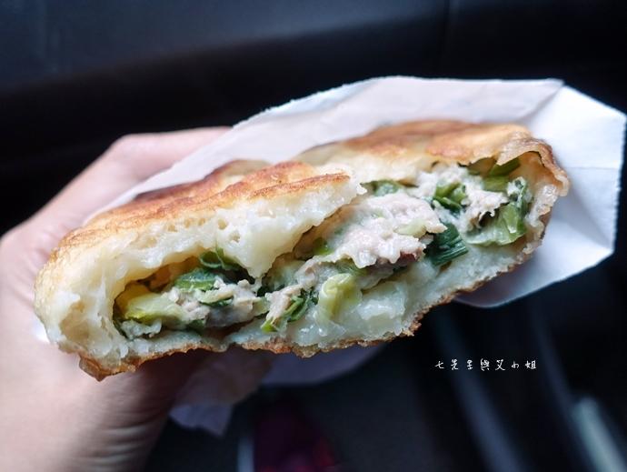 10 一江煎餅 現包現煎大份量煎餅 食尚玩家 2017橫著走 台北必吃開運美食