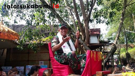 Kapolda Jabar dan Pangdam III Siliwangi Terima Gelar Waruka Sakabumi Pajajaran oleh keturunan Prabu Siliwangi ke-17