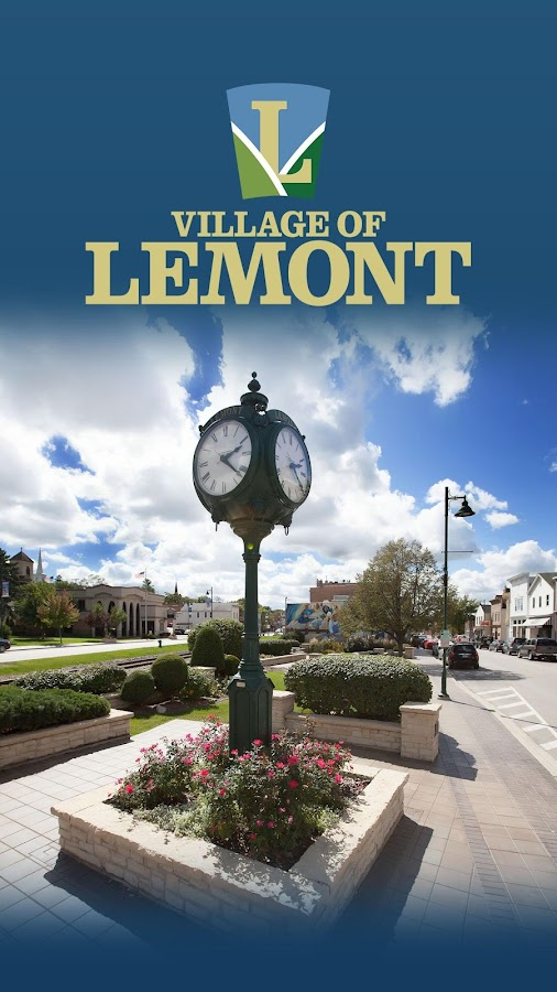 Village of Lemont- screenshot