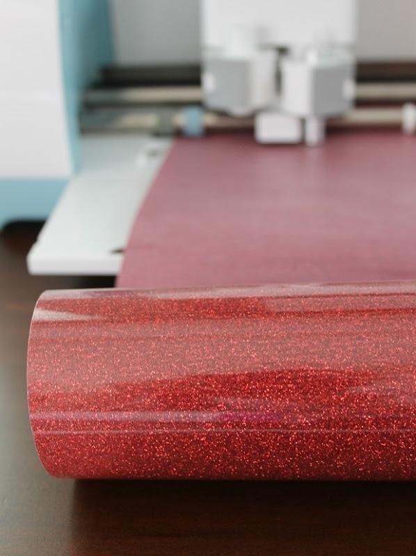 cricut iron vinyl