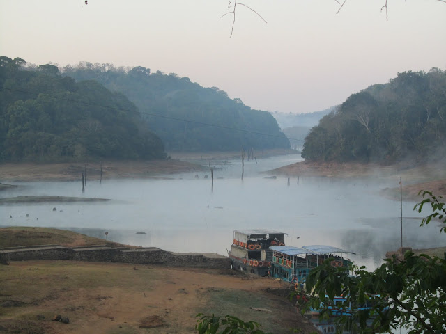 Periyar Lake Boating
