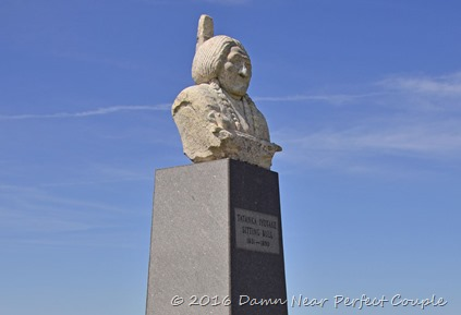 Sitting Bull Monument