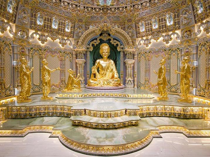 Храм Акшардхам 2