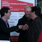 Empfang Ehrenpräsident Bruno Thomann 24. April 2016