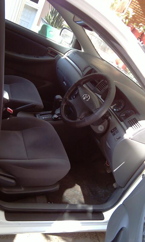 Corolla X-assista 2006 modification - 05