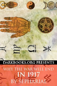 Cover of Sepharial's Book Why the War Will End in 1917