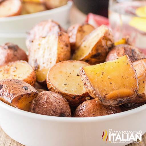 Smoked Red Potatoes