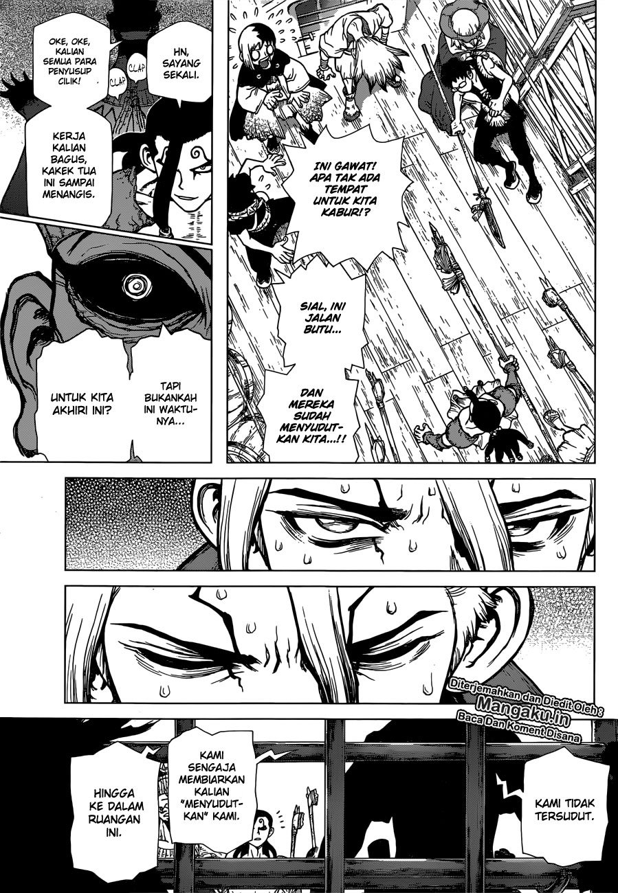 Dr. Stone: Chapter 129 - Page 12