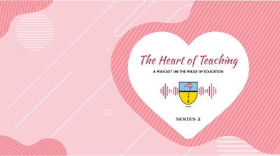 The Heart of Teaching - Podcast Interview