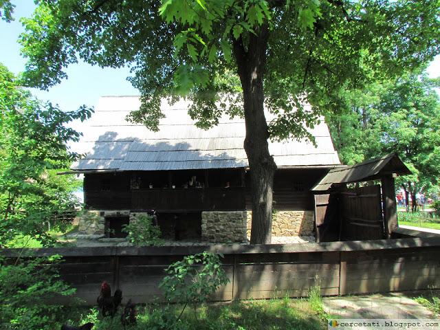 Tilisca house, Sibiu County