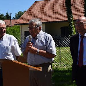 Inauguration du sentier nord à Montferrat