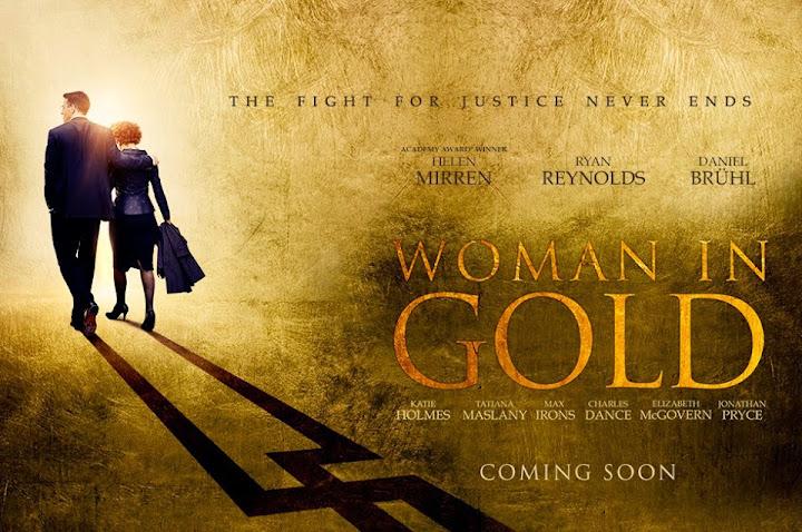 Γυναίκα Από Χρυσό (Woman In Gold) Wallpaper