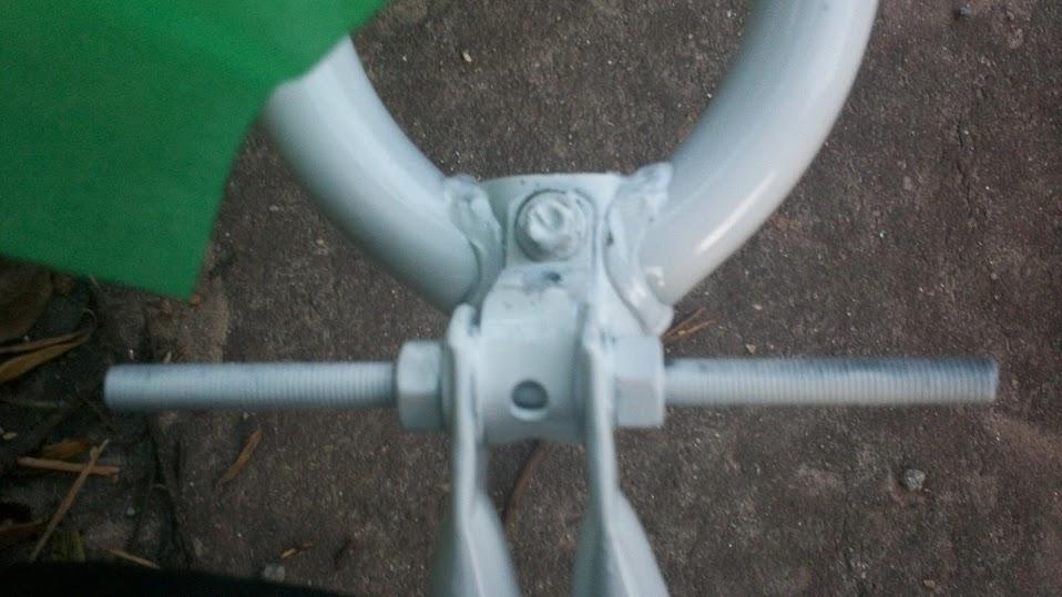 Bicicleta Dobrável + Bike Trailer Dobrável 100_4444