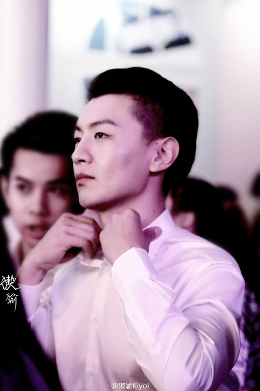 Wang Qing China Actor