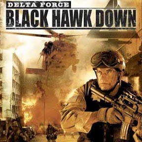 PC Game Delta Force: Black Hawk Down [portable]