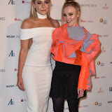 OIC - ENTSIMAGES.COM - Stefanie Jones and Courtney Blackman at the  WGSN Futures Awards 2016  in London  26th May 2016 Photo Mobis Photos/OIC 0203 174 1069