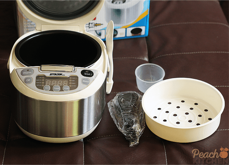 Stark Rice Cooker from CDR-King