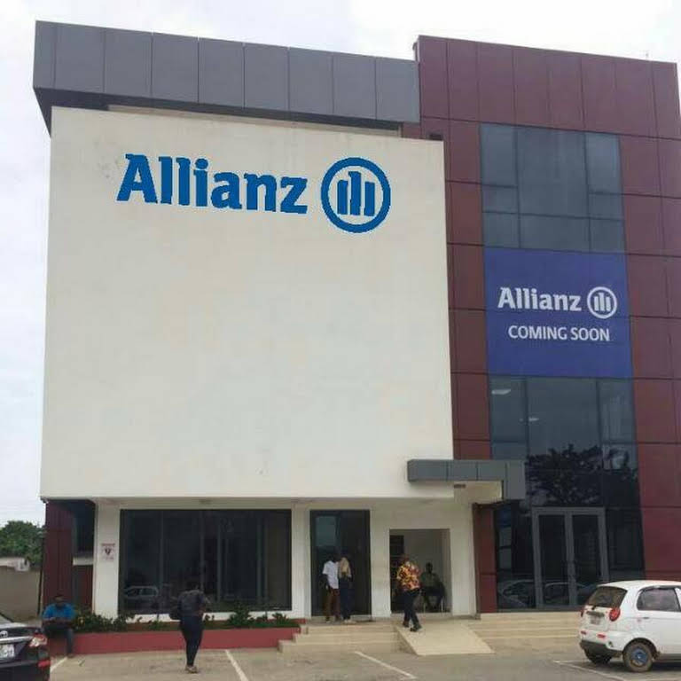 Allianz Insurance Company Ghana LTD - Insurance Company in Accra