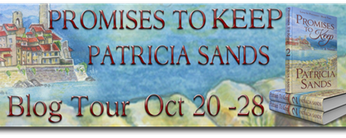 ~ Promises to Keep ~ Patricia Sands ~ Blog Tour