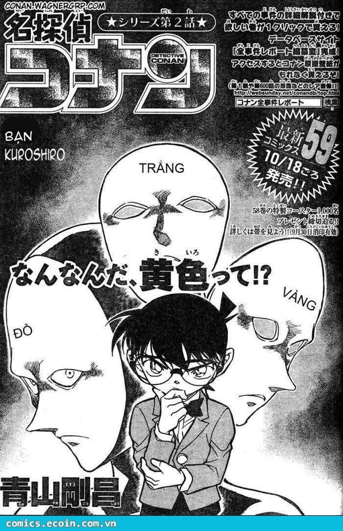 Detective Conan Chap 623 - Truyen.Chap.VN