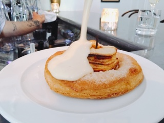 Chabrol Toronto: apple tart