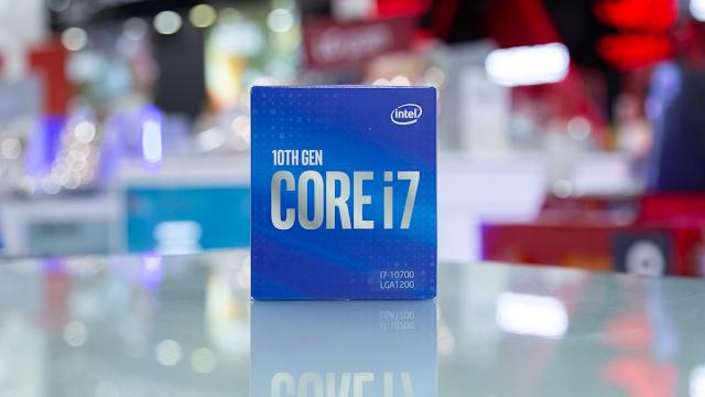 Lý Giải Tại Sao CPU Intel Core i7-10700 Trở Thành CPU Cực Hot?