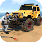 Rope Climber - Winch Based Offroad Driving Games Varies with device