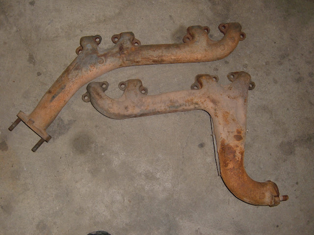 1965-1966 Gran Sport manifolds, call for price.