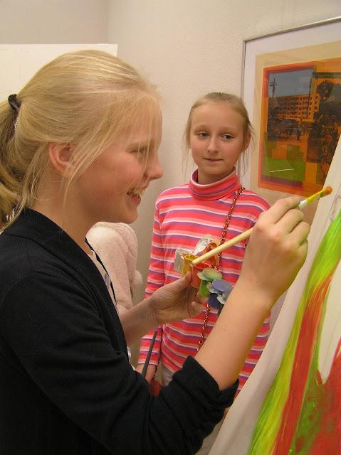 Kunstiosakonda  sisseastunud laste pühitsemine 2015 - PB080077.JPG