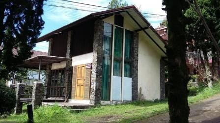 Villa Tulip 1 Kamar Di Lembang komplek Villa Istana Bunga