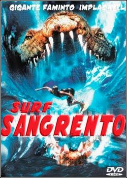 Download - Surf Sangrento - DVDRip AVI Dublado