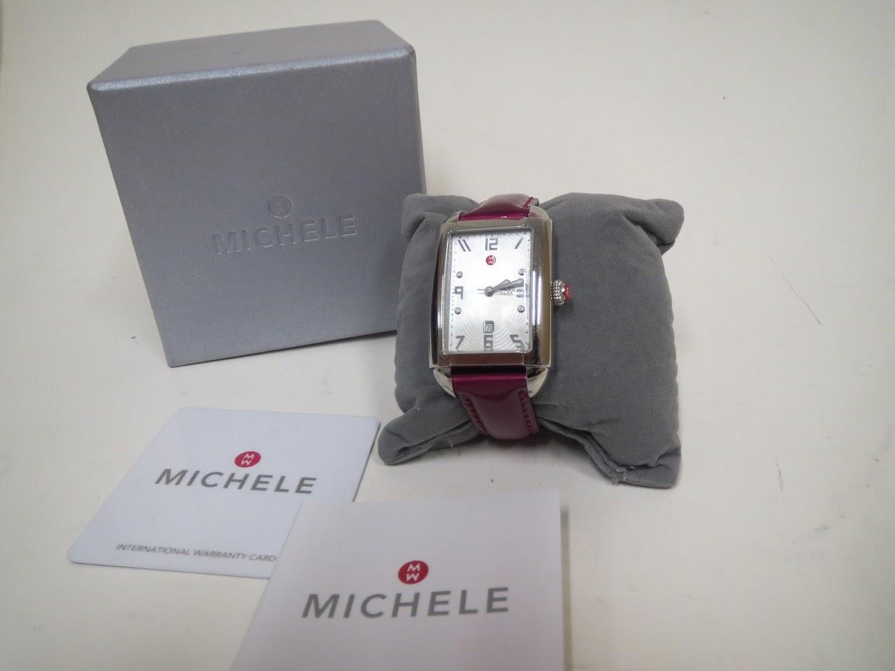 Michele 'Milou Park' Timepiece