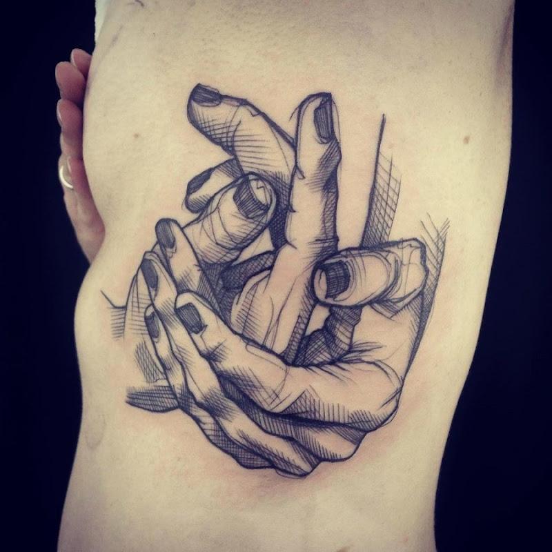estes_fenomenal_esboço_mo_do_estilo_tatuagens