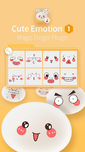 Emotion 1-Magic Finger Plugin