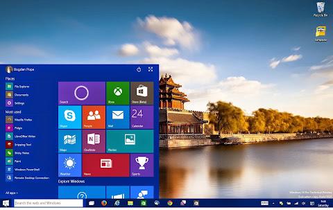 Windows 10 Preview Build 9926