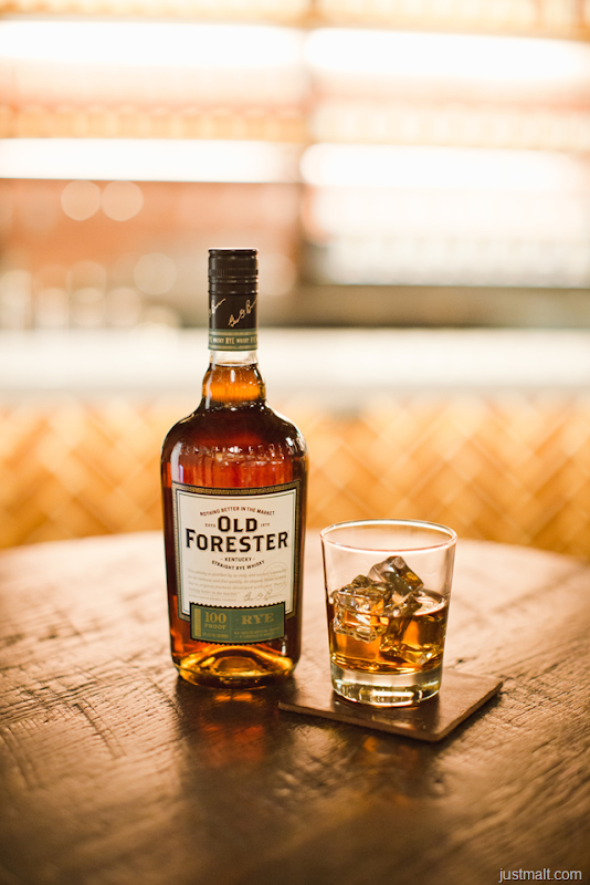 Introducing the Spiciest Member of The Family: Old Forester Rye