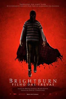 capa Brightburn: Filho das Trevas
