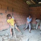 Rekonstrukce Centra studií - první krok