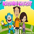 Play Keymon Cricket Game