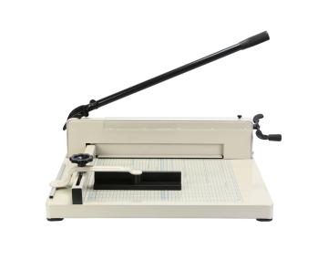 Alat Pemotong Kertas 858 Manual