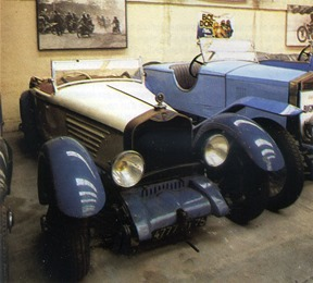 Oméga-Six 3 litres 1928