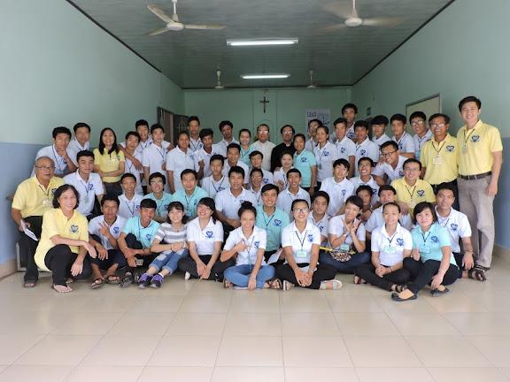 """Khóa huấn luyện Gioan III: Chương trình phát triển tài năng lãnh đạo trẻ """"LEAD like JESUS"""" II"""