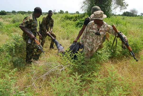 Metele Attack: We Have Evacuated Bodies Of Troops Killed By Boko Haram – Nigerian Army