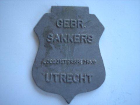 Naam: Gebr. SakkersPlaats: UtrechtJaartal: 2000
