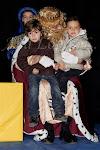 Los Reyes Visitan la Falla