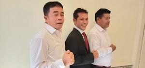 Koalisi Bersih Kader PDI-P Siap Menangkan Nomor 3, Abu Bakar Sidik-Sirojudin Menuju Sukabumi Harmoni