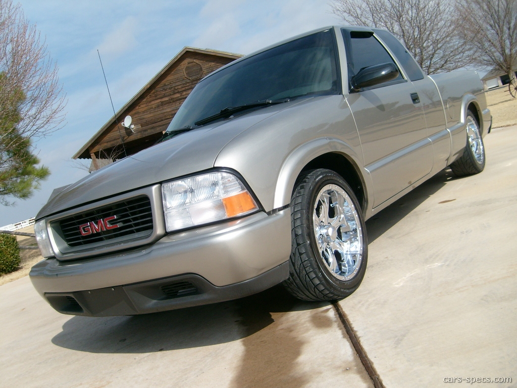 2002 gmc sonoma extended cab specifications pictures prices. Black Bedroom Furniture Sets. Home Design Ideas