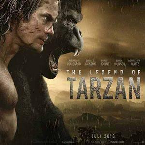 Baixar Trilha Sonora Filme A Lenda de Tarzan