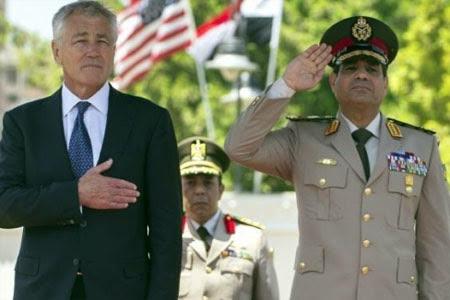 Delagasi Amerika Tiba Di Kairo Untuk Membicarakan Bantuan Militer AS Ke Mesir