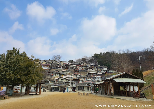 Suncheon Drama Filming, Korea in The Old Times
